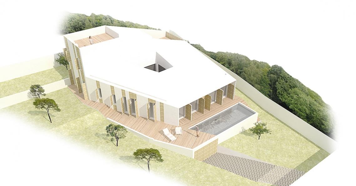 Dar s nouira architecture for Architecture traditionnelle definition